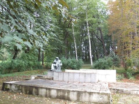 Statuia George Enescu