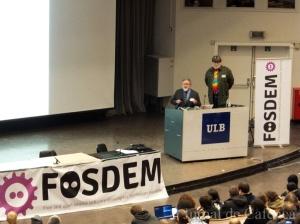 Fosdem. Beyomd operating systems