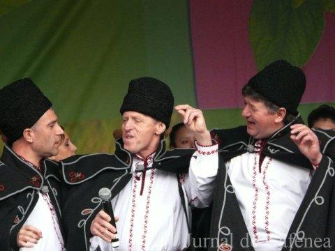 Solisti de muzica populara romaneasca. Bruxelles 2010