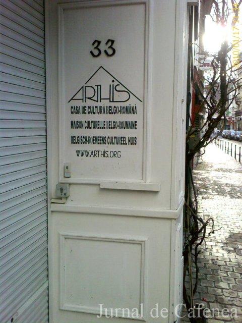 Centrul ARTHIS Bruxelles in 2010