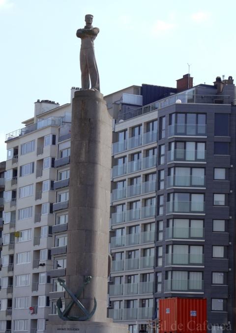 Marinar si blocuri in Ostende