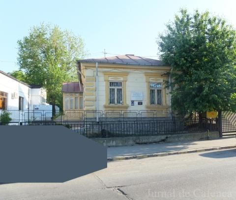 Casa memoriala George Bacovia din orasul Bacau