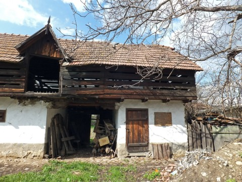 Casa Darmanesti - Grajdul vedere fata aripa dreapta
