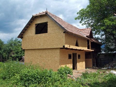 Casa Darmanesti - Anexa camera de sus