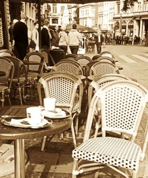 Cafeneaua jurnalului