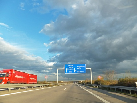 Motorway. Germany