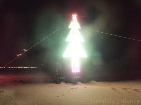 Electric Christmas tree