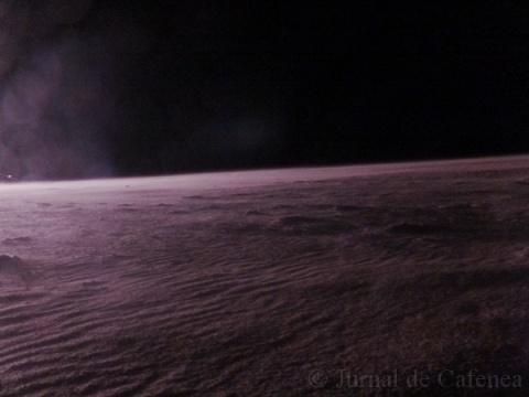 Moonscape simulator