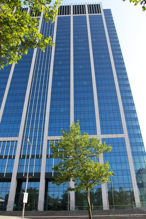 Finance Tower, Brussels