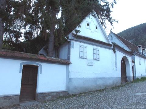 Casa memoriala Octavian Goga, Rasinari