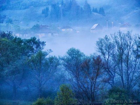 Case pe dealuri Valea Muresului, Ciucea