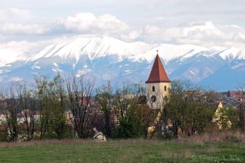 Sibiul si muntii sai