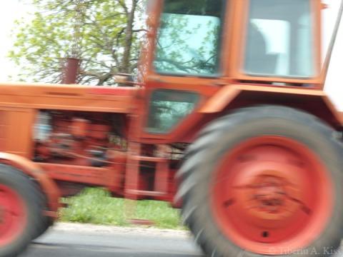 Tractor, Ungaria