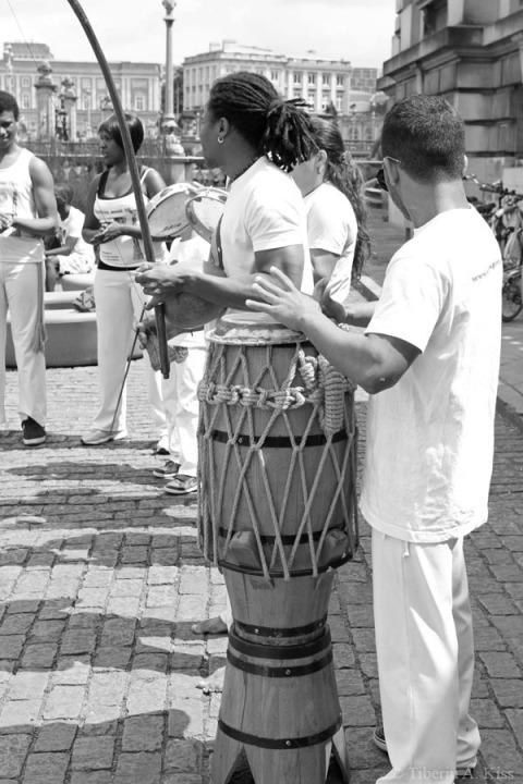 Capoeira singers in Brussels (IMG_6210)