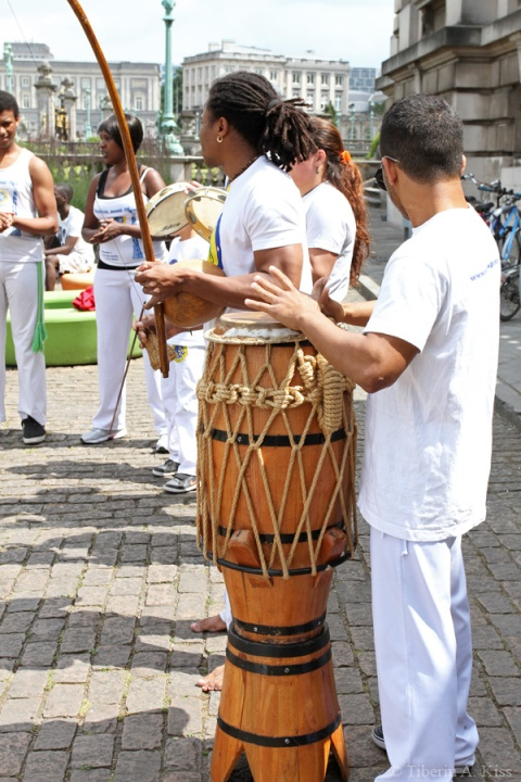 Capoeira singing partenrs in Brussels (IMG_6210)