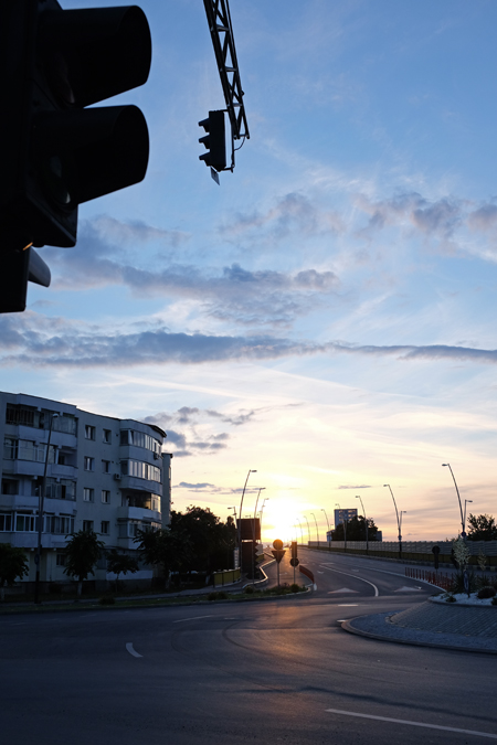 Solstice day. Bacau, Romania 2015